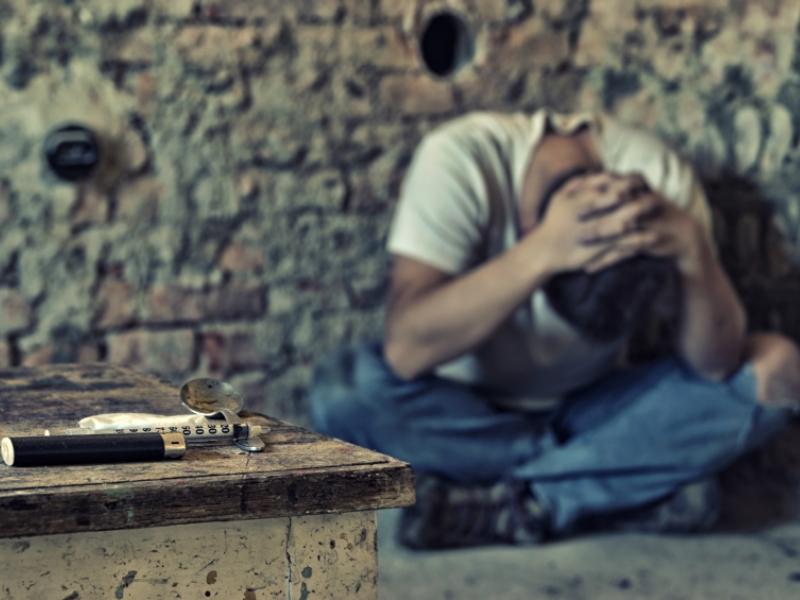 Психолог при наркотической зависимости